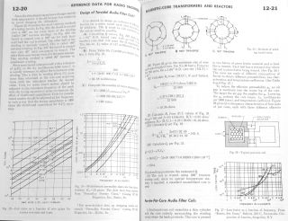 ITT Radio Engineers Reference Data Book