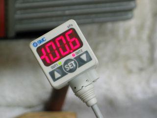 Vacuum switch pressure